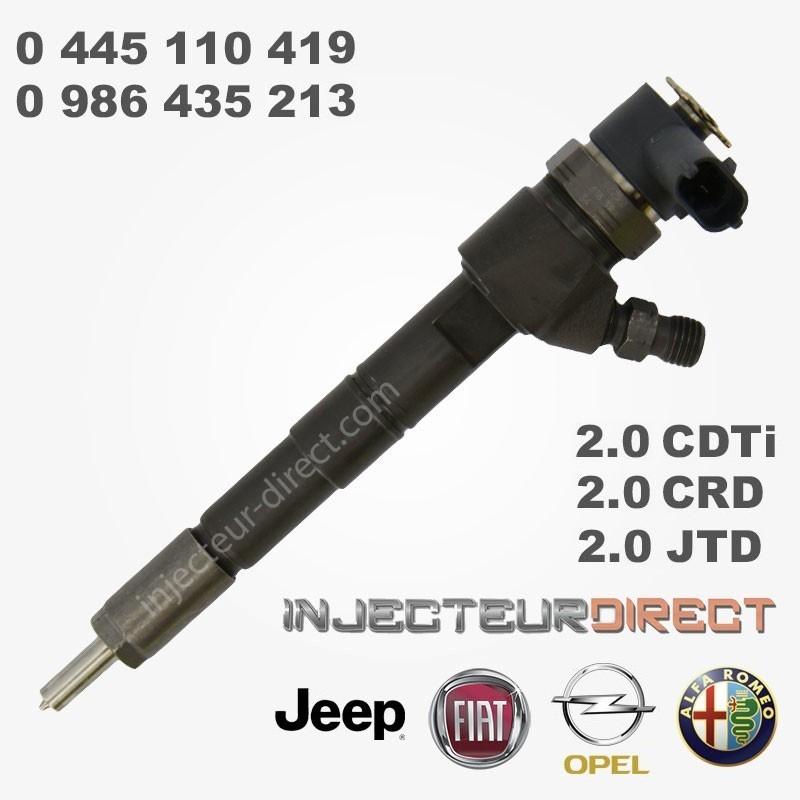 Essence Carburant Injecteur 0437502057 Bosch Injecteur Vanne 96411023520 62709 qualité neuf