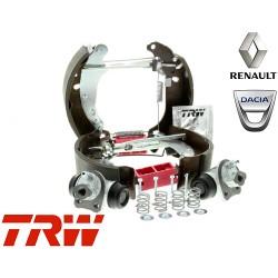 Kit de freins à tambours (kit arrière) TRW - GSK1070
