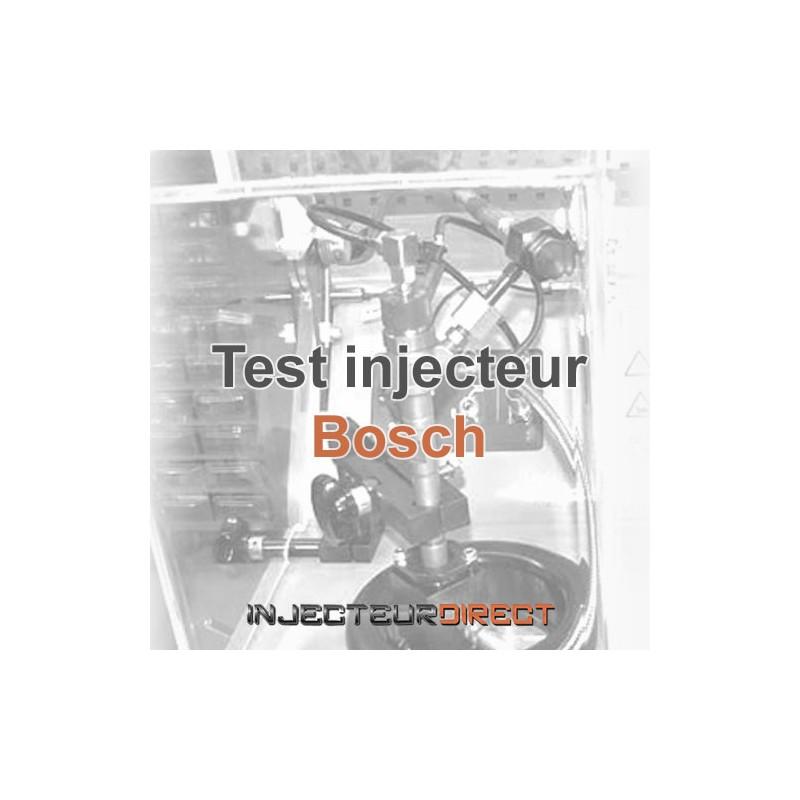 test injecteur bosch injecteur direct. Black Bedroom Furniture Sets. Home Design Ideas