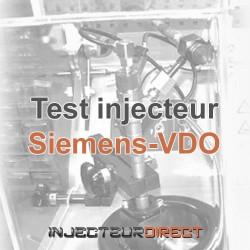 Test SIEMENS VDO CONTINENTAL