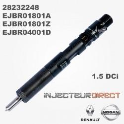 Injecteur DELPHI EJBR01801Z