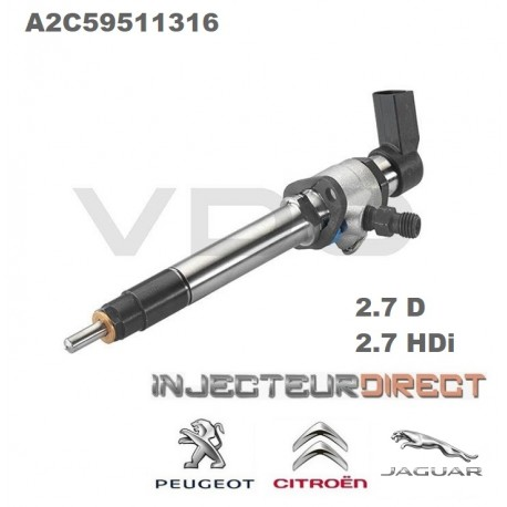 INJECTEUR SIEMENS-VDO NEUF A2C59511316