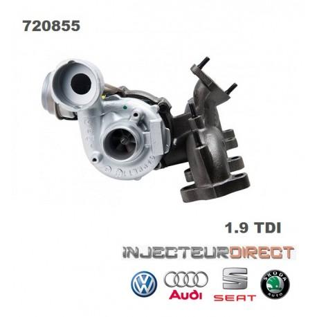 TURBO GARRETT 720855 1.9 TDI 130 CV