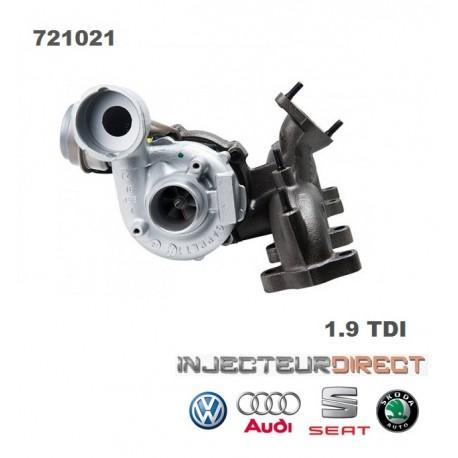 TURBO GARRETT 721021 1.9 TDI