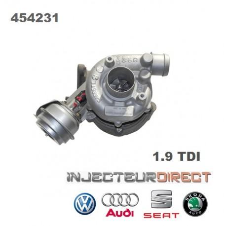 TURBO GARRETT 454231 1.9 TDI