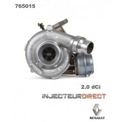 TURBO GARRETT 765015 RENAULT 2.0 DCI