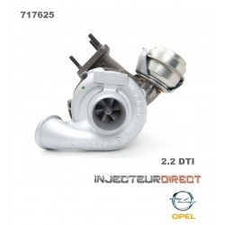 TURBO GARRETT 717625 2.2 DTI 125 CV