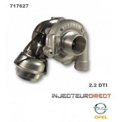 TURBO GARRETT 717627 OPEL FRONTERA 125 CV