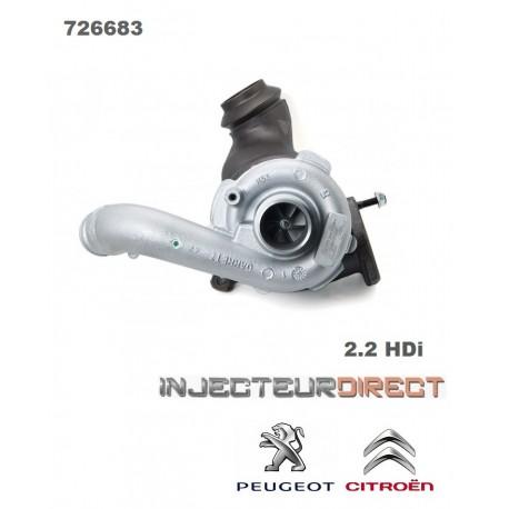 TURBO GARRETT 726683 2.2 HDI 136 cv