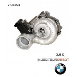 TURBO GARRETT 758353 BMW X3 3.0 D