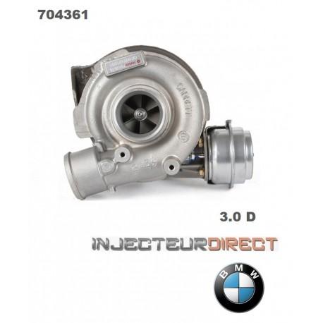 TURBO GARRETT 704361 BMW 330