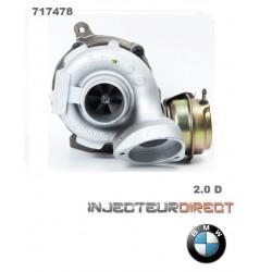 TURBO GARRETT 717478 750431 BMW E46