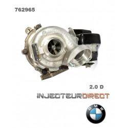 TURBO GARRETT 762965 BMW 520D X3