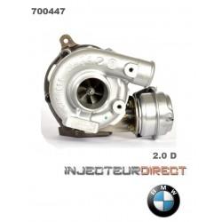 TURBO GARRETT 700447 BMW E46