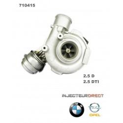TURBO GARRETT 710415 BMW OPEL