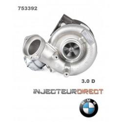 TURBO GARRETT 753392 BMW X5 218 CV