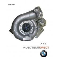TURBO GARRETT 728989 BMW 330