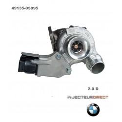 TURBO MITSUBISHI 49135-05895 BMW