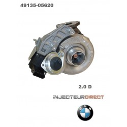 TURBO MITSUBISHI 49135-05620 BMW