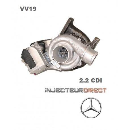 TURBO IHI VV19 2.2 cdi 116 CV