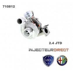 TURBO GARRETT 710812 2.4 JTD
