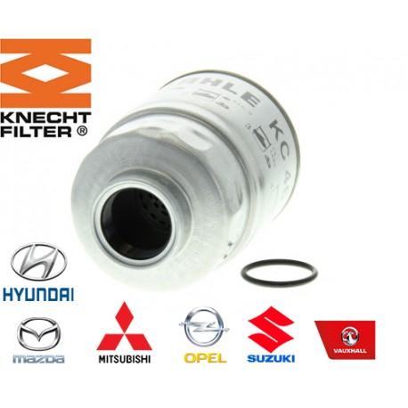 filtre carburant knecht filter kc46 injecteur direct. Black Bedroom Furniture Sets. Home Design Ideas