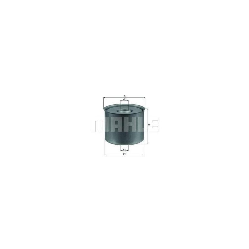filtre carburant knecht filter kx23d injecteur direct. Black Bedroom Furniture Sets. Home Design Ideas