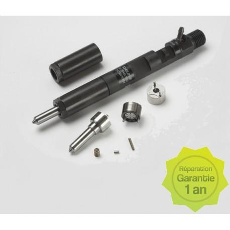 reparation injecteur DELPHI 1.5 dci